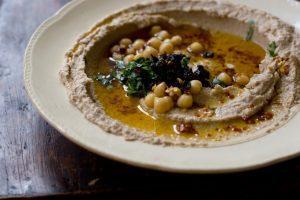Garden to Grill: Quick Hummus
