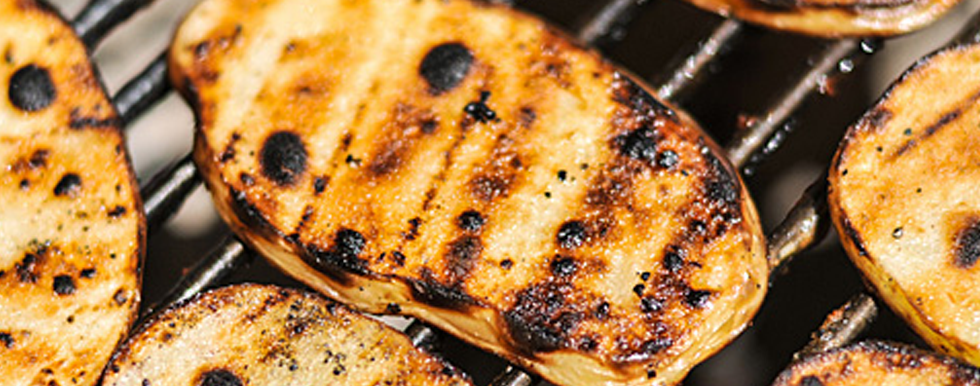 Grilled Taters