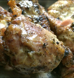 Bammer's WB Chicken Thighs