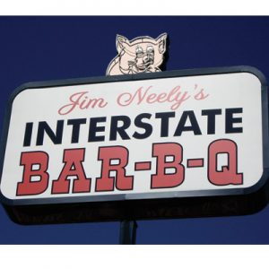 Tennessee Trail Interstate Bar-B-Q