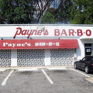 Tennessee Trail Payne's Bar-B-Q