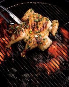 Low-calorie Grilled Chicken