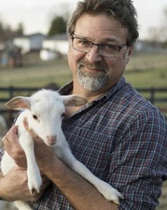 "Dr. Wes Berry, author of ""The Kentucky Barbecue Book"" (courtesy Western Kentucky University)"