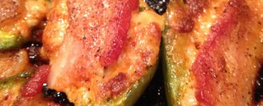 Stuffed Jalapeño with Chorizo