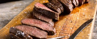 Sliced Venison, NYT Cooking