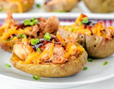 Grilled Tater Skins