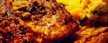 Grilled Mahi via Grillax