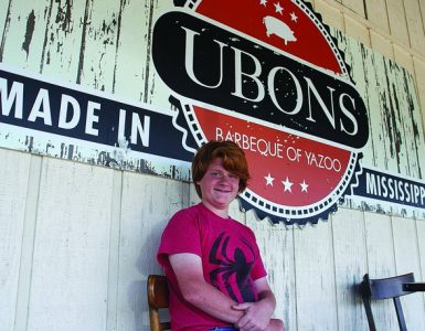 Jacob Scott of Yazoo City, and grand heir to the Ubon's Barbecue family, competed on Chopped Junior in March 2017.