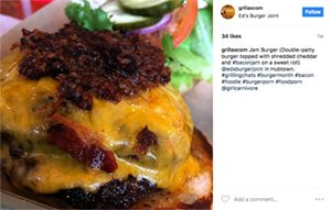 Grillax on Instragram