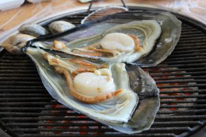 Clams have naturally occurring MSG.
