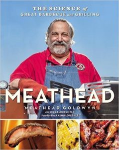 Meathead: The Science of Great Barbecue and Grilling Image