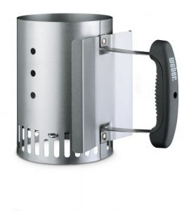 Weber Compact Rapidfire Chimney Starter Image