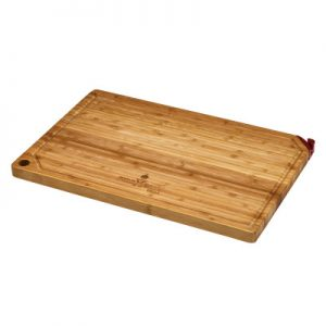 Bamboo Cutting Board with Knife Sharpener (LIMITED EDITION) Image