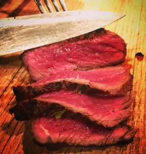 Reverse Sear Steaks
