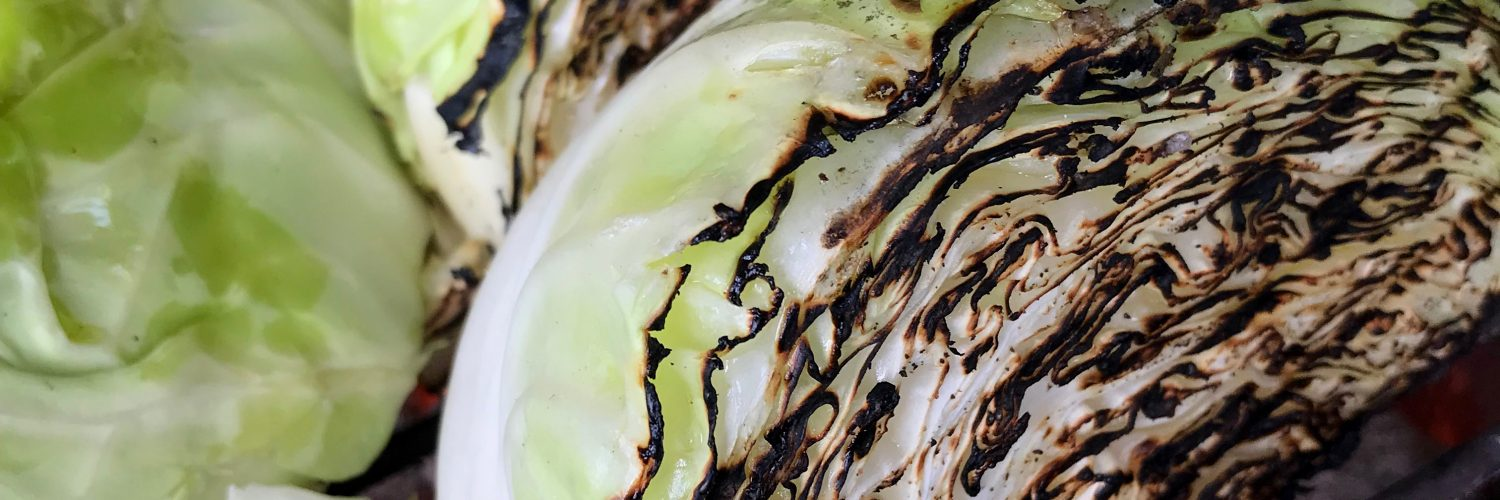 Grilled Cabbage via Grillax