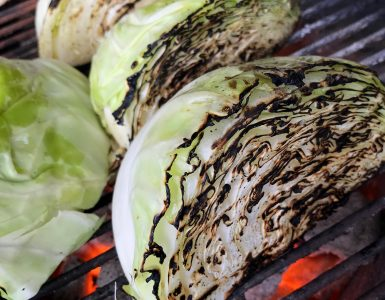 Grilled Cabbage via Grillax