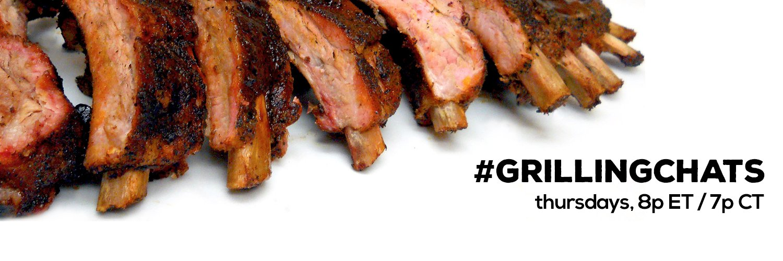 #GrillingChats
