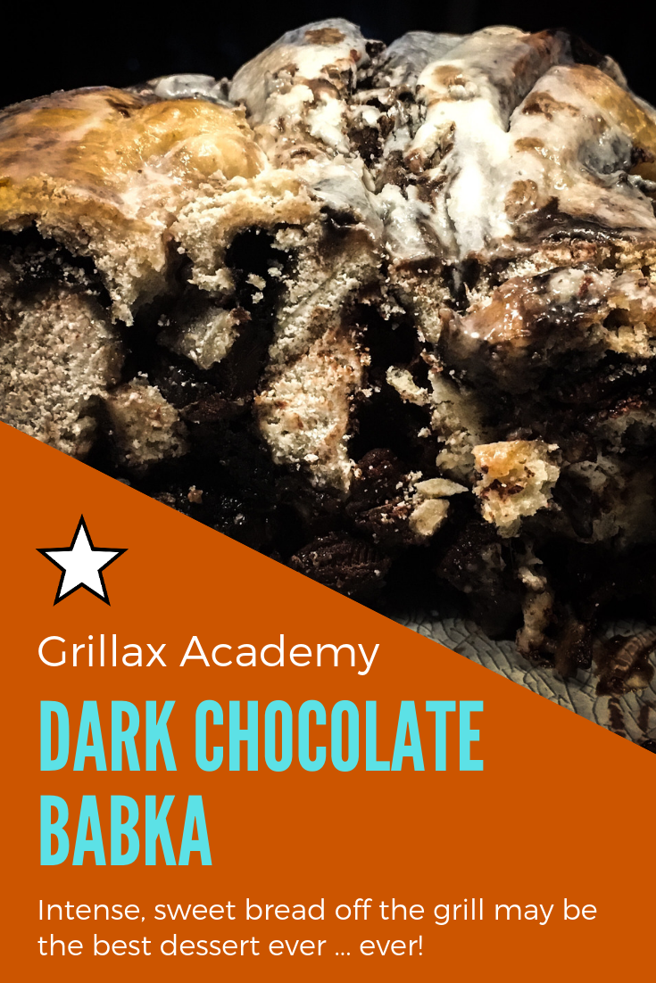 Intense Dark Chocolate Babka