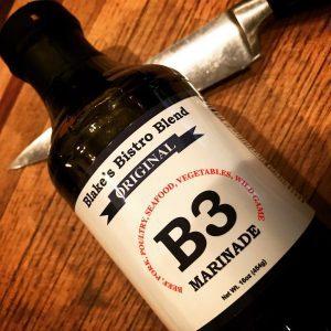 B3 Marinade