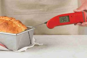 Thermapen MK4 for fast, accurate temperature measurement in bread baking. (Courtesy King Arthur Flour)