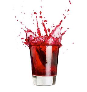 Cranberry Kamikaze
