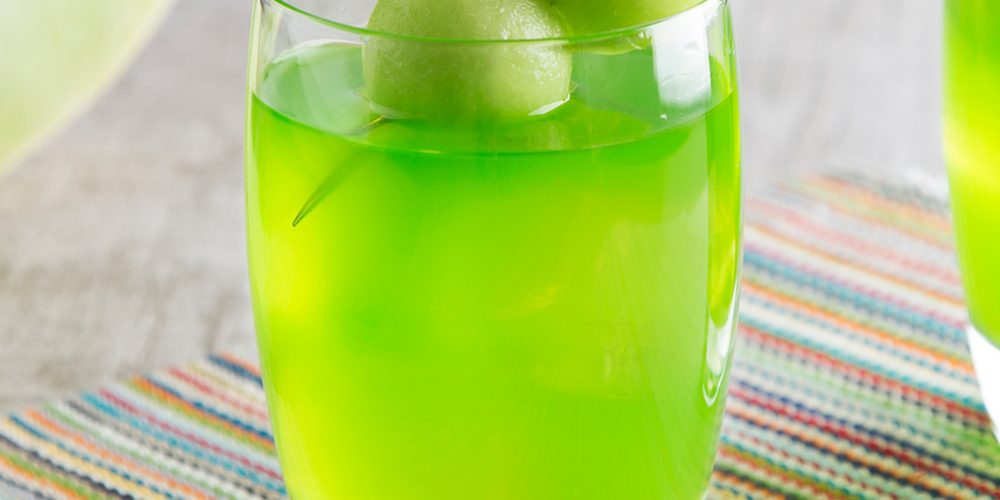 Midori Melon Ball via The Cocktail Project