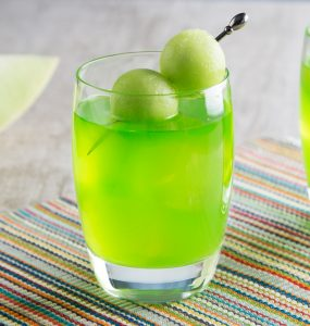 Midori Melon Ball via The Cocktail Project