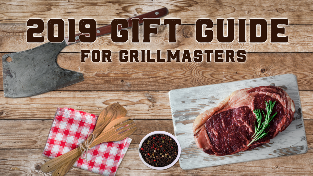 2019 Grillax Gift Guide
