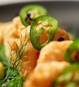 Beer Batter Shrimp Tempura