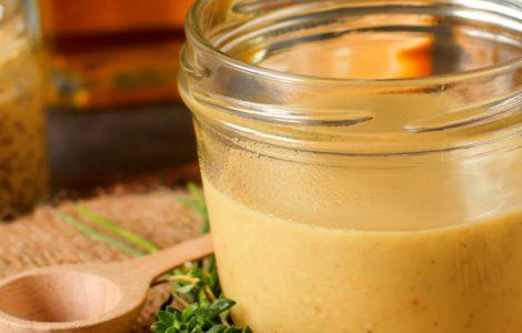 South Carolina Mustard Q Sauce