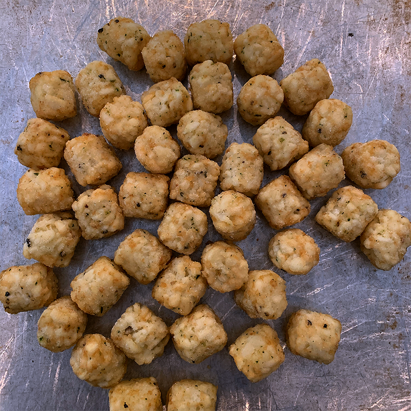 Oven-Baked Tots