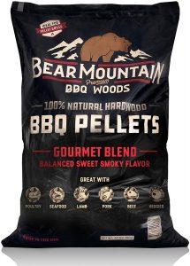 Bear Mountain Hardwood Blend Smoker Pellets Image