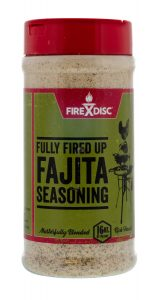 Fully Fired Up Fajita Seasoning Image