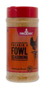 Freaking A Fowl Chicken Seasoning Image